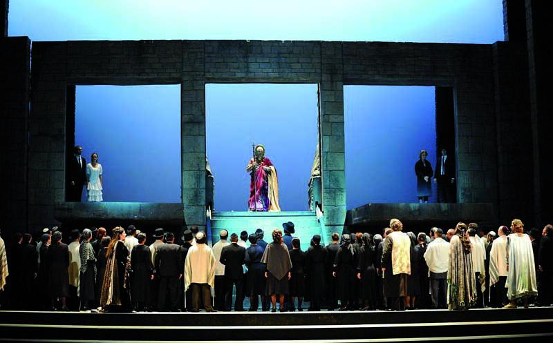 Nabucco in scena al Teatro Comunale di Bologna (19, 20, 22, 24, 26 e 27 ottobre)
