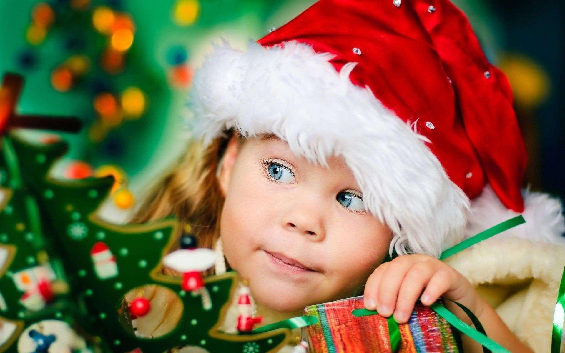 Buon Natale Bambini.Ll Buon Natale E A Misura Di Bambino L Occasione