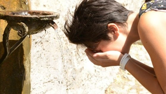 MODENA: INIZIO AGOSTO PIU' CALDO DI SEMPRE