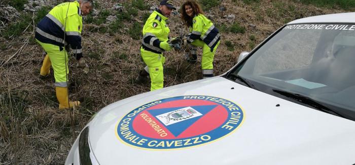 CAVEZZO: IL BILANCIO DELLA PROTEZIONE CIVILE