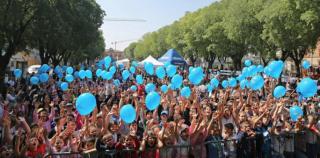 MIRANDOLA: LA PIAZZA E' DEI BAMBINI!