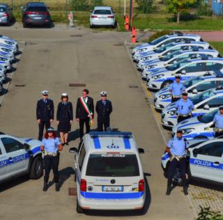 MODENA: 33 NUOVE AUTO PER LA POLIZIA MUNICIPALE